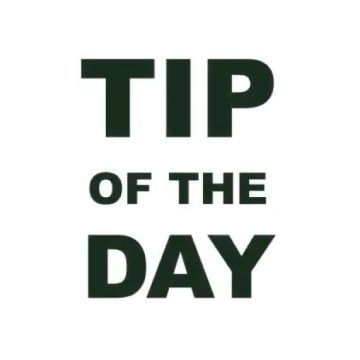 High Focus Centers Tip of the Day